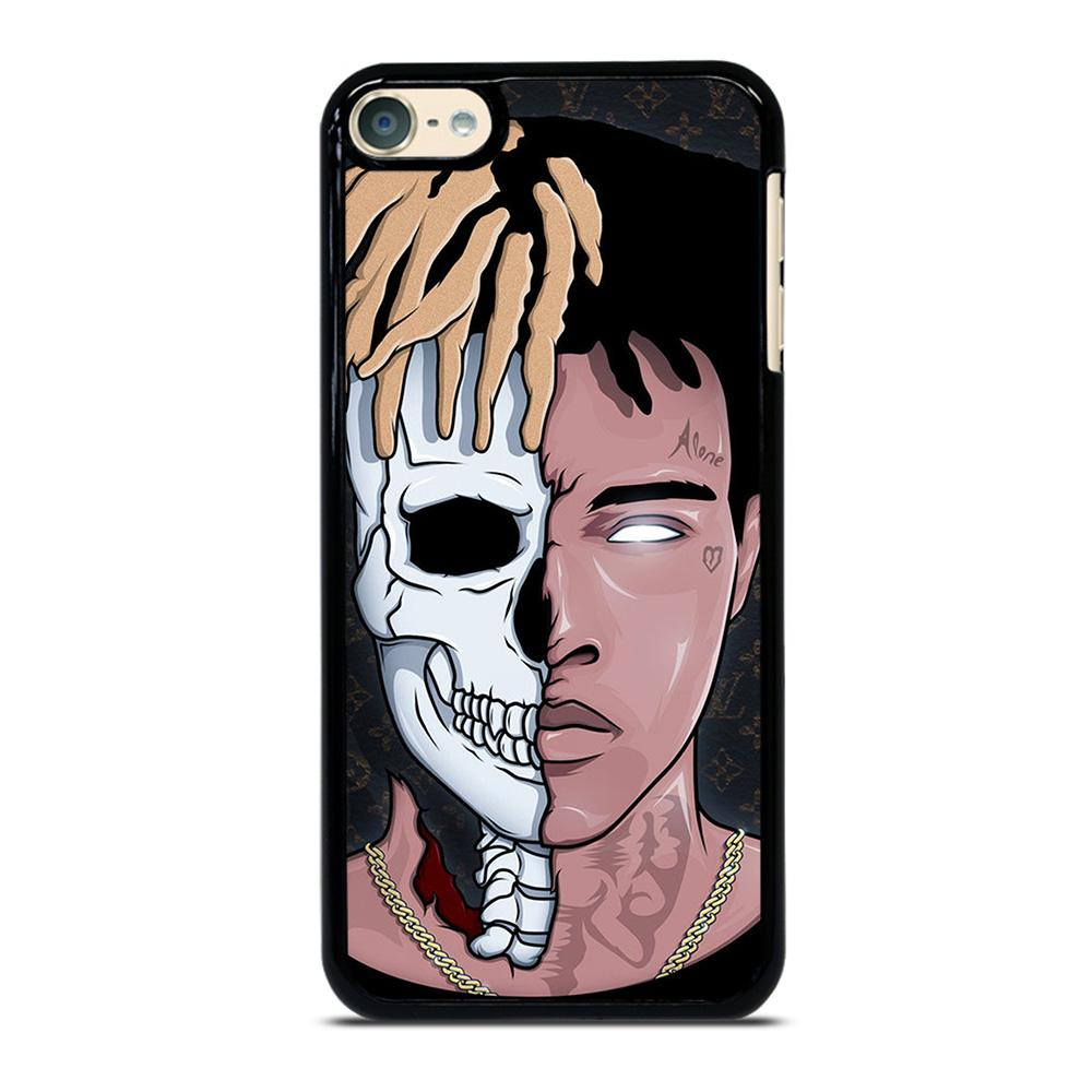 info for f015b bbb43 XXXTENTACION SKUL FACE iPod Touch 6 Case Cover - Favocase