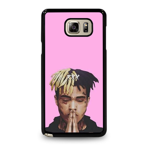 XXXTENTACION-samsung-galaxy-note-5-case-cover