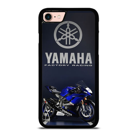 YAMAHA LOGO MOTOR RACING-iphone-8-case-cover