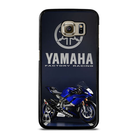 YAMAHA LOGO MOTOR RACING Samsung Galaxy S6 Case Cover