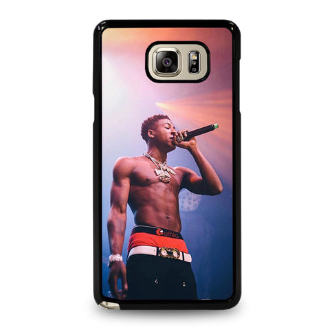 YOUNGBOY NBA-samsung-galaxy-note-5-case-cover