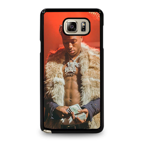 YOUNGBOY NBA RAPPER-samsung-galaxy-note-5-case-cover