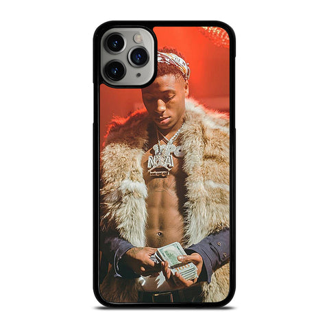 YOUNGBOY NBA RAPPER-iphone-11-pro-max-case-cover