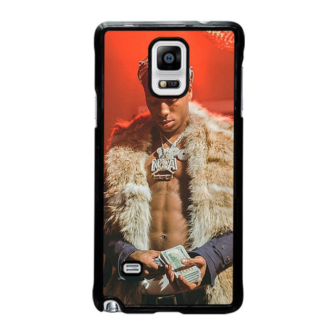 YOUNGBOY NBA RAPPER-samsung-galaxy-note-4-case-cover