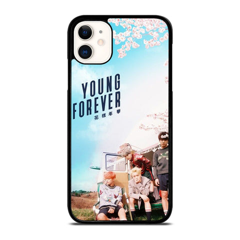 YOUNG FOREVER BANGTAN BOYS-iphone-11-case-cover