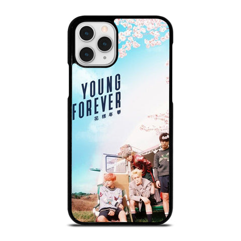 YOUNG FOREVER BANGTAN BOYS-iphone-11-pro-case-cover