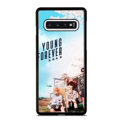 YOUNG FOREVER BANGTAN BOYS-samsung-galaxy-s10-case-cover