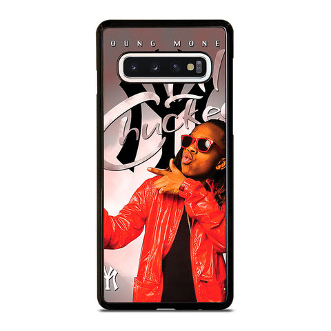YOUNG MONEY LIL WAYNE-samsung-galaxy-s10-case-cover