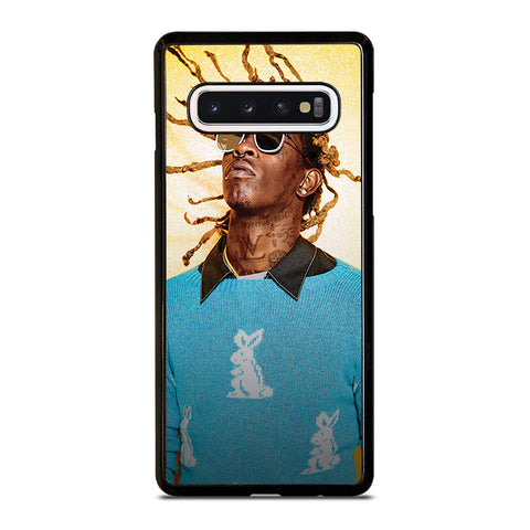YOUNG THUG RAP-samsung-galaxy-s10-case-cover