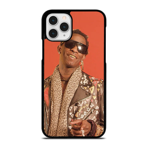 YOUNG THUG READ-iphone-11-pro-case-cover