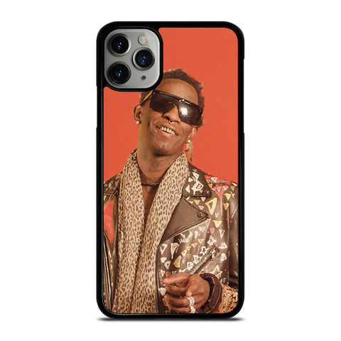 YOUNG THUG READ iPhone 6/6S 7 8 Plus X/XS XR 11 Pro Max Case - Cool Custom Phone Cover