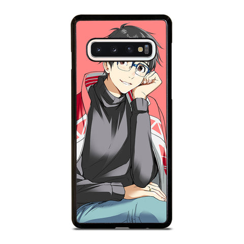 YURI ON ICE KATSUKI-samsung-galaxy-s10-case-cover