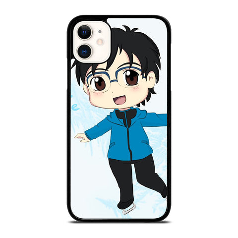 YURY ON ICE KATSUKI CUT-iphone-11-case-cover