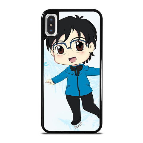 YURY ON ICE KATSUKI CUT iPhone X / XS Case - Best Custom Phone Cover Cool Personalized Design