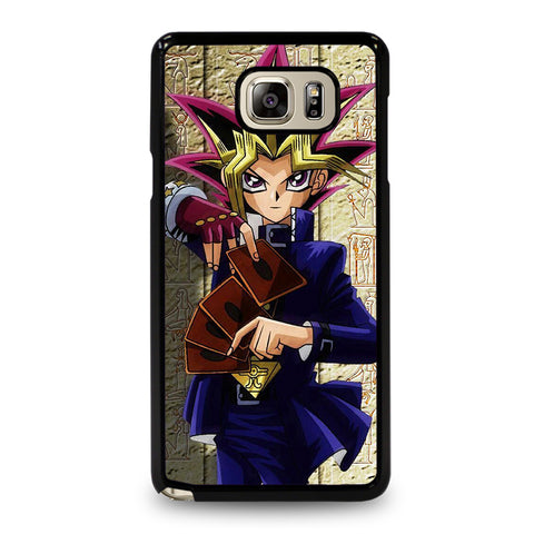 YU GI OH ANIME-samsung-galaxy-note-5-case-cover