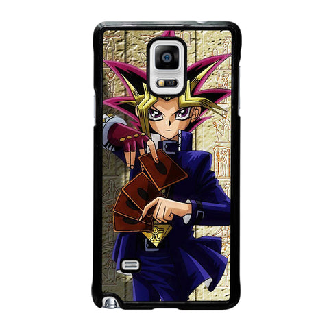 YU GI OH ANIME-samsung-galaxy-note-4-case-cover