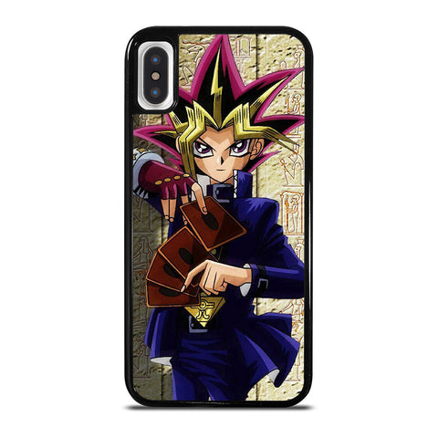 YU GI OH ANIME-iphone-x-case-cover