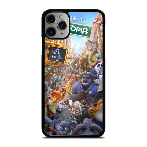 ZOOTOPIA CHARACTERS Disney-iphone-11-pro-max-case-cover