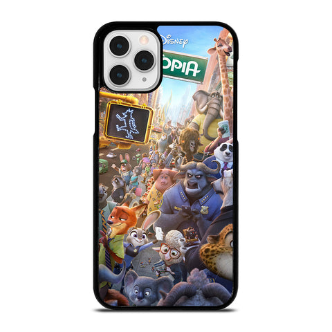 ZOOTOPIA CHARACTERS Disney-iphone-11-pro-case-cover