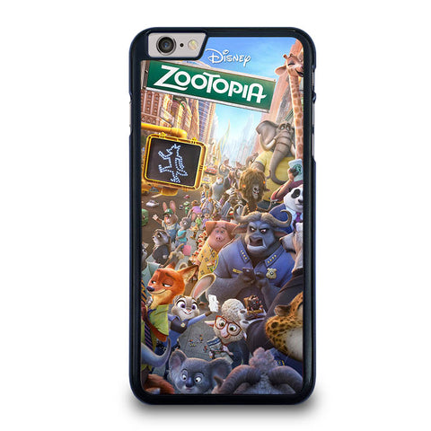 ZOOTOPIA CHARACTERS Disney-iphone-6-6s-plus-case-cover