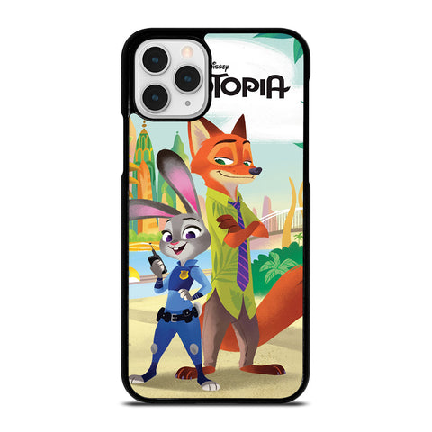 ZOOTOPIA JUDY AND NICK Disney-iphone-11-pro-case-cover