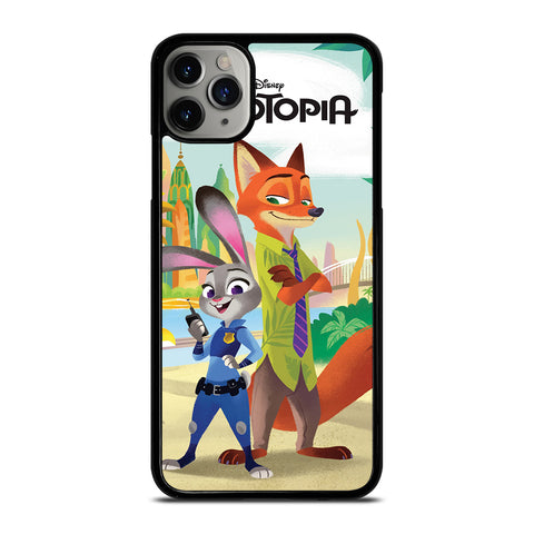 ZOOTOPIA JUDY AND NICK Disney-iphone-11-pro-max-case-cover