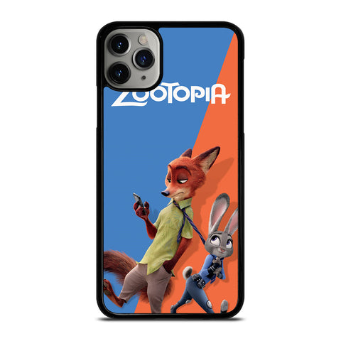 ZOOTOPIA NICK AND JUDY Disney-iphone-11-pro-max-case-cover