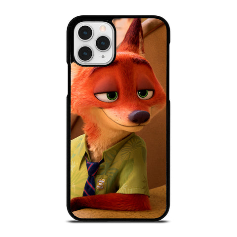 ZOOTOPIA NICK WILDE Disney-iphone-11-pro-case-cover