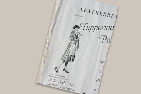 Leatherbeaten's Tupperware Party