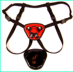 Diva Harness with reversible pad