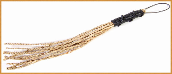 The Redeemer seagrass flogger