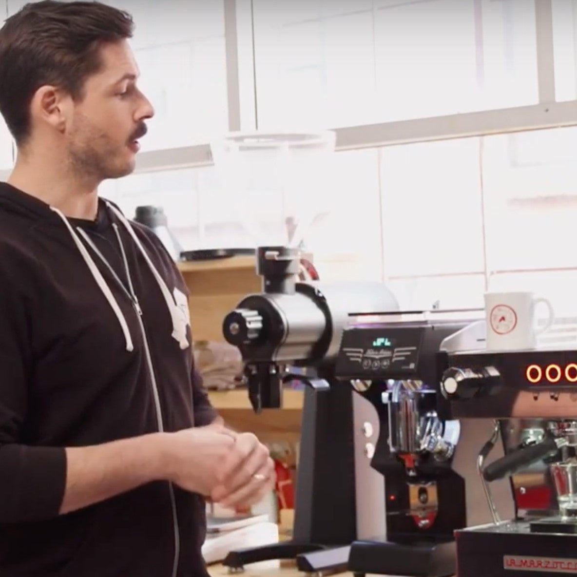 Tech Tips: How To Programme The La Marzocco Linea PB