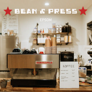 Bean & Press Cafe | Epsom