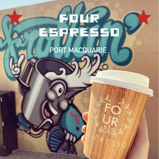 Four Espresso | Cafe Port Macquarie