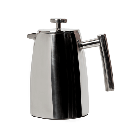 Stainless Steel Plunger/French Press - 800ml | Rumble Coffee Roasters Kensington