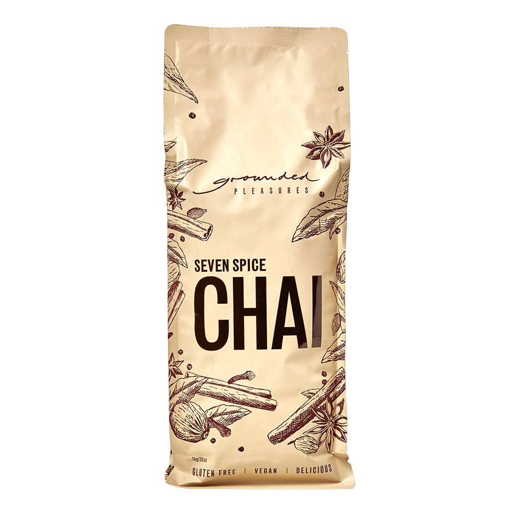 Grounded Pleasures Seven Spice Chai | Rumble Coffee Roasters Kensington