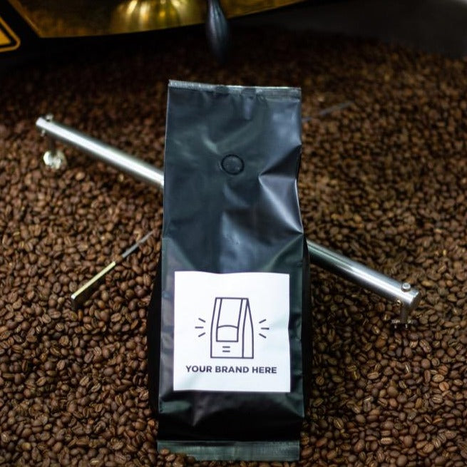 Rumble Coffee DTC - Colombia and Guatemala Blend - Rumble Coffee
