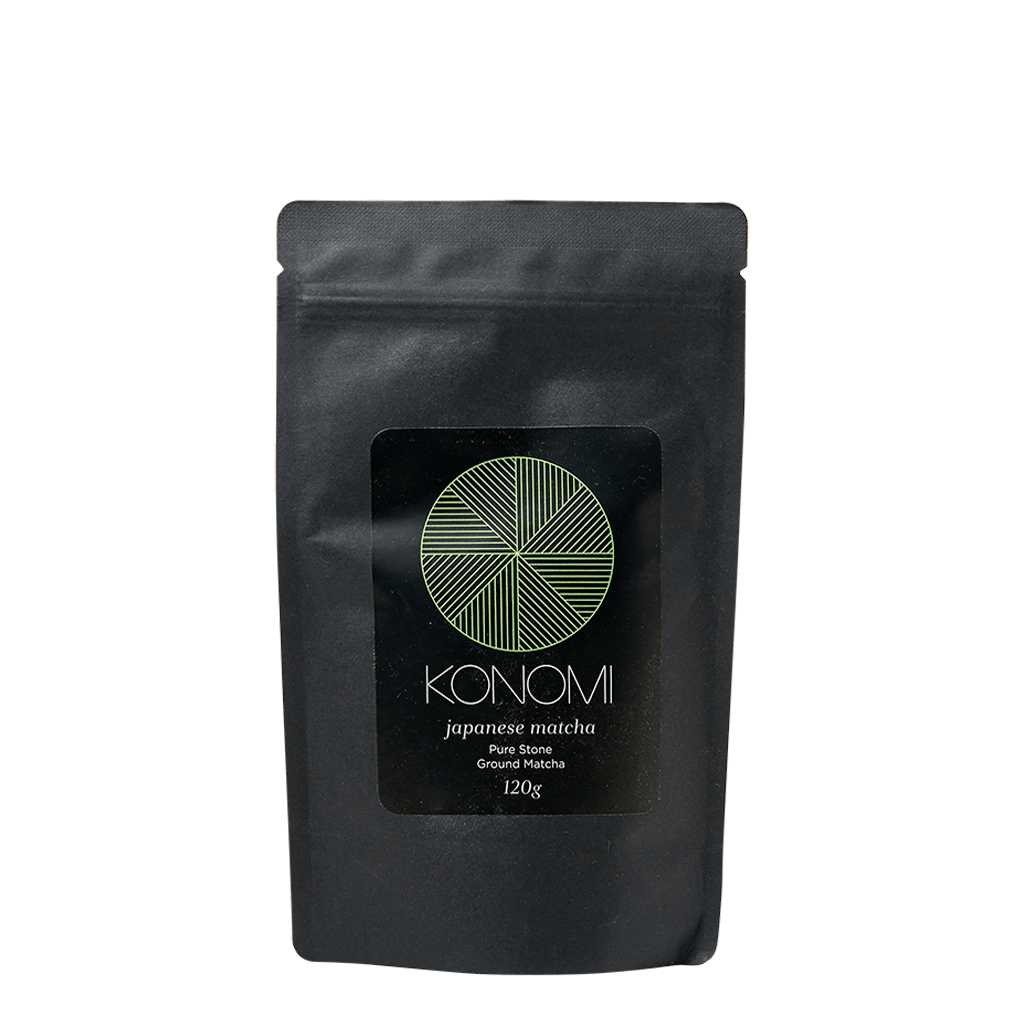 Konomi Matcha 120g | Rumble Coffee Roasters Kensington