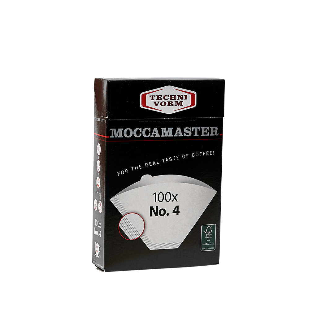 Moccamaster #4 Filters for Classic and Thermal