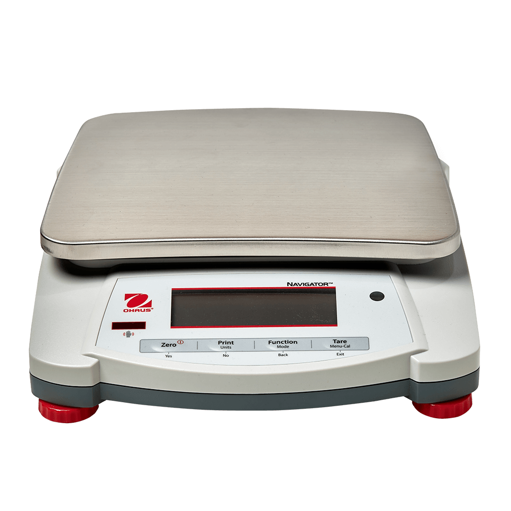 Ohaus Navigator Touchless Scales | Rumble Coffee Roasters Kensington