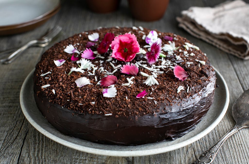 Chocolate Saviour Cake - brunchboxnz