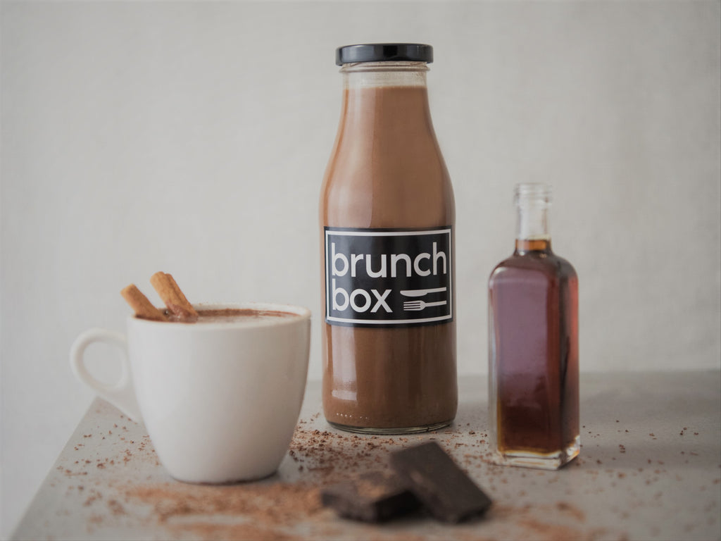 Maple Vanilla Hot Chocolate 750ml - brunchboxnz