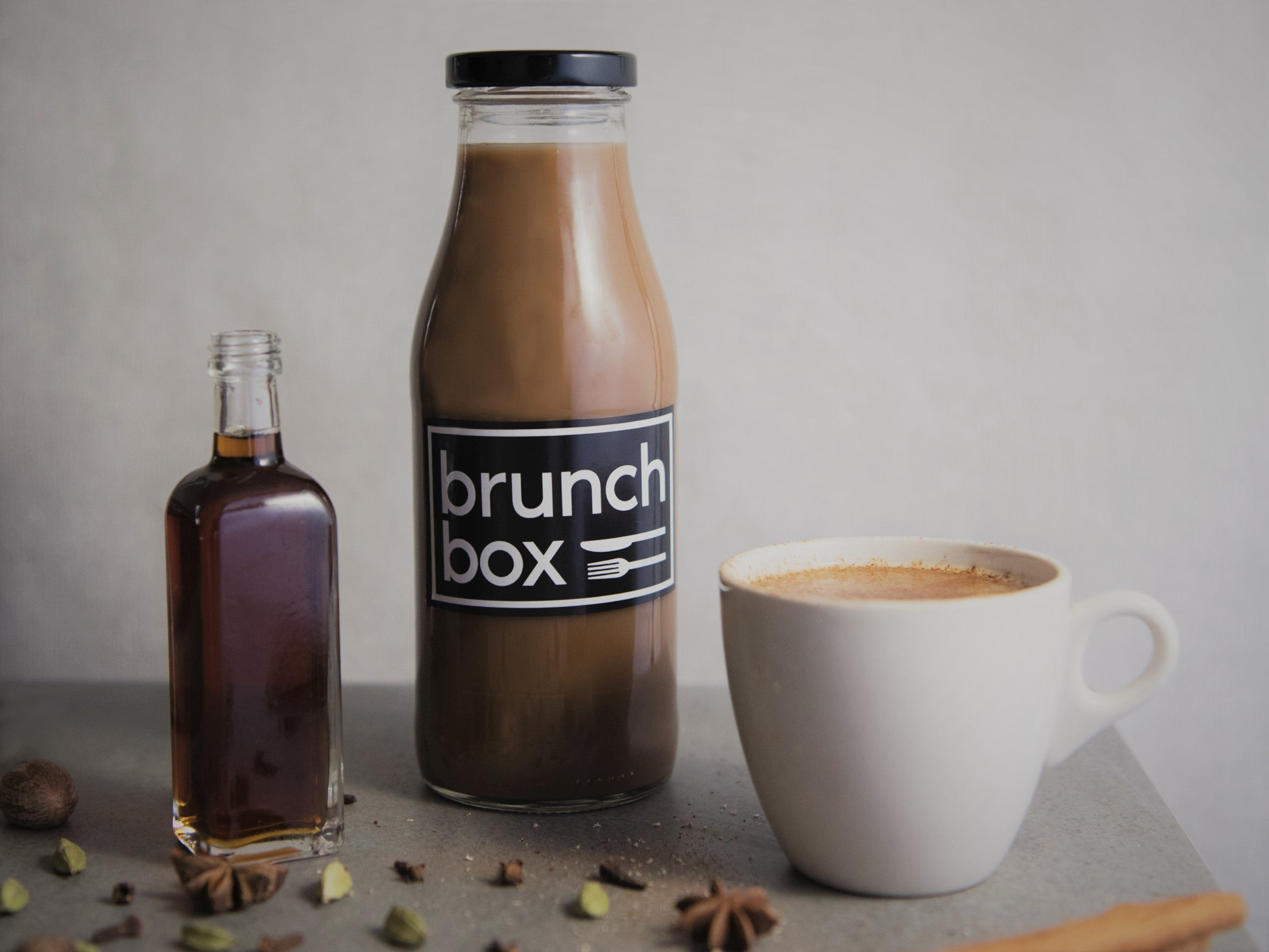 Slow Brew Chai 750ml - brunchboxnz