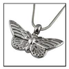 Stainless Steel Cremation Pendants