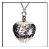 Sterling Silver Cremation Pendants