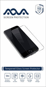 Tempered Glass - 3 Pack