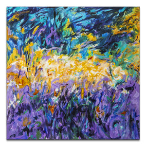 'Ode to Joan Mitchell' by Karen H. Salup