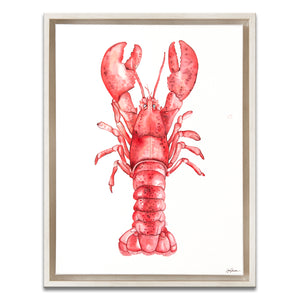 'Majestic Lobster' by Laurie Duncan