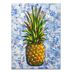 'Pineapple Terra Blue' by Sarah LaPierre