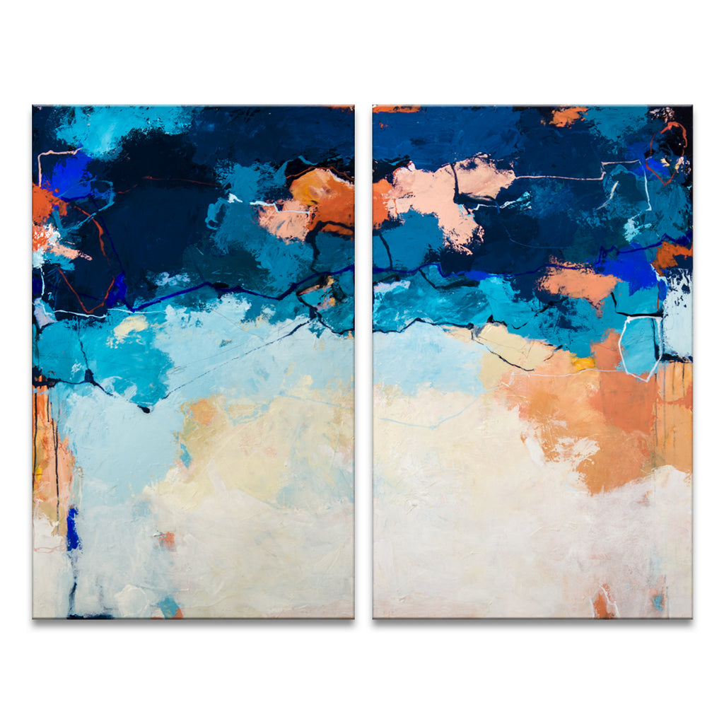 'Summer Fiesta I & II' by Tammy Staab